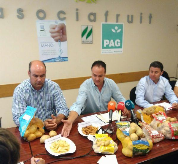 Asociafruit, PAG Sevilla y AREDA
