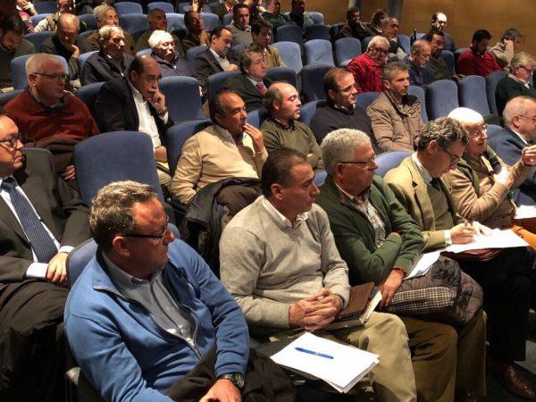 Reunión de la Comisión de Desembalses