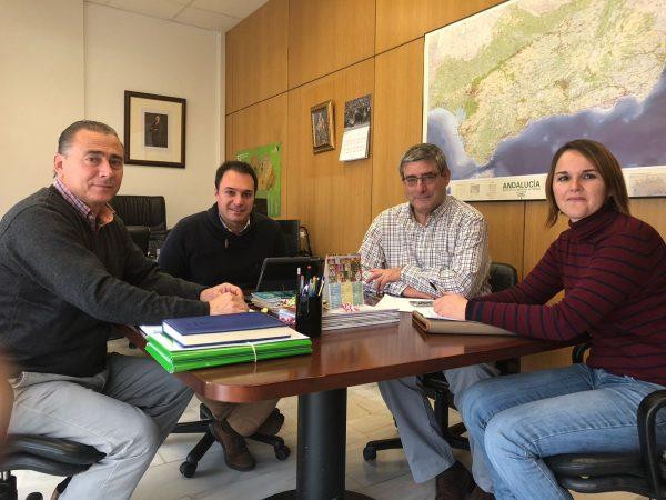 Reunión sobre Ayudas de Modernización