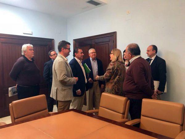 Acuerdo con la Subdelegación del Gobierno de Jaén