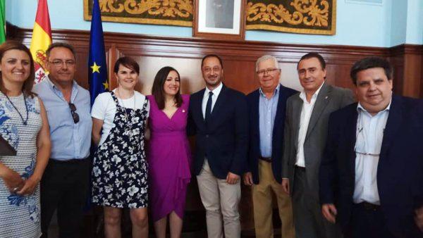 Toma de posesión de la Subdelegada del Gobierno de Jaén