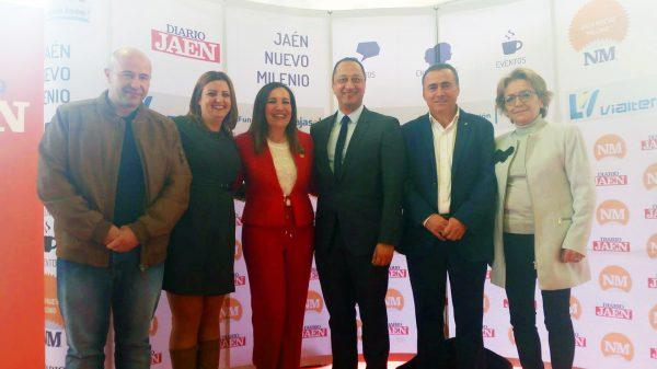 """Asistencia al foro """"Diálogos Jaén Nuevo Milenio"""""""