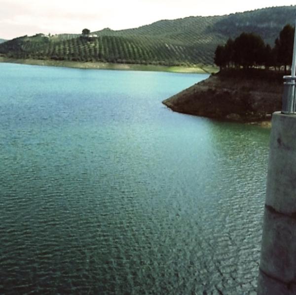 Los embalses del Guadalquivir al 50% de su capacidad con 4.057 hm3 de agua embalsada.