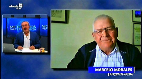 Entrevista Marcelo Morales presidente de APROJAEN-AREDA, DIEZ TV.