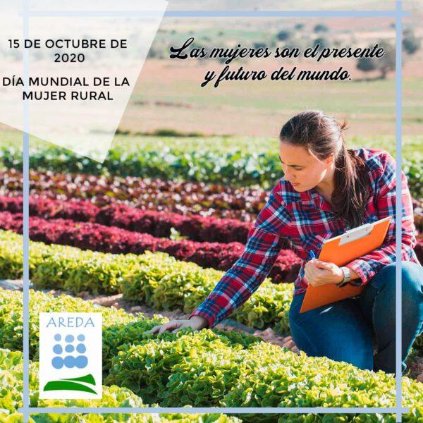 Feliz Día Mundial de la mujer rural