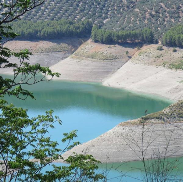 El año hidrológico comienza con los embalses del Guadalquivir al 31%